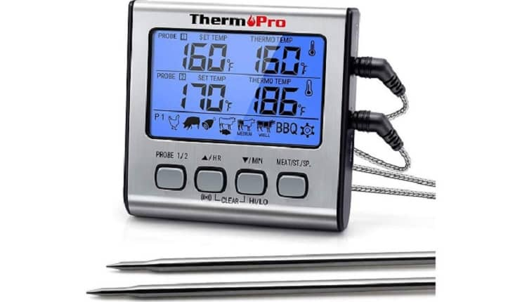 Best Digital Meat Thermometer America's Test Kitchen